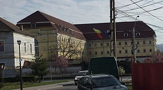 Aiud Prison Romanian prison complex