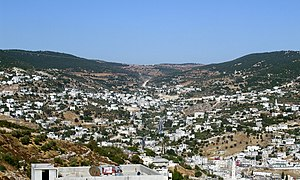 Ajloun Governorate - The city of Ajloun is the capital of Ajloun Governorate