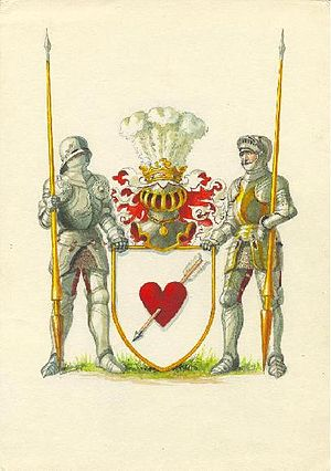 The Aksakov Family Coat of Arms.