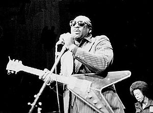Albert King - King in Chicago, 1981