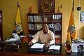 Alcalde de Logroño, Galo Utitiaj.JPG