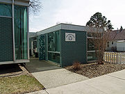 A regional service center for Alcoholics Anonymous.