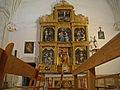 Aldeamayor de San Martin parroquia retablo santa Catalina ni.jpg