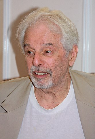 Alejandro Jodorowsky - Jodorowsky (age 79) at the 2008 Japan Expo in Paris.