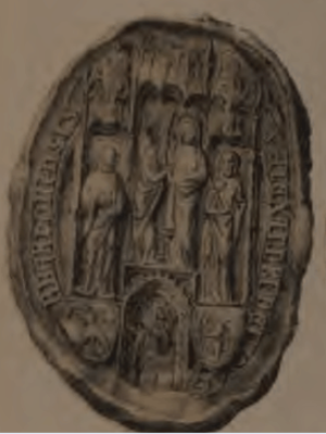 Alexander de Kininmund (died 1380) - Image: Alexander Kininmund