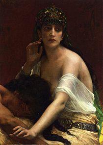 Alexandre Cabanel - Samson and Delilah.jpeg
