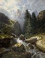 Alexandre Calame Rosenlaui 1858 Koller.jpg