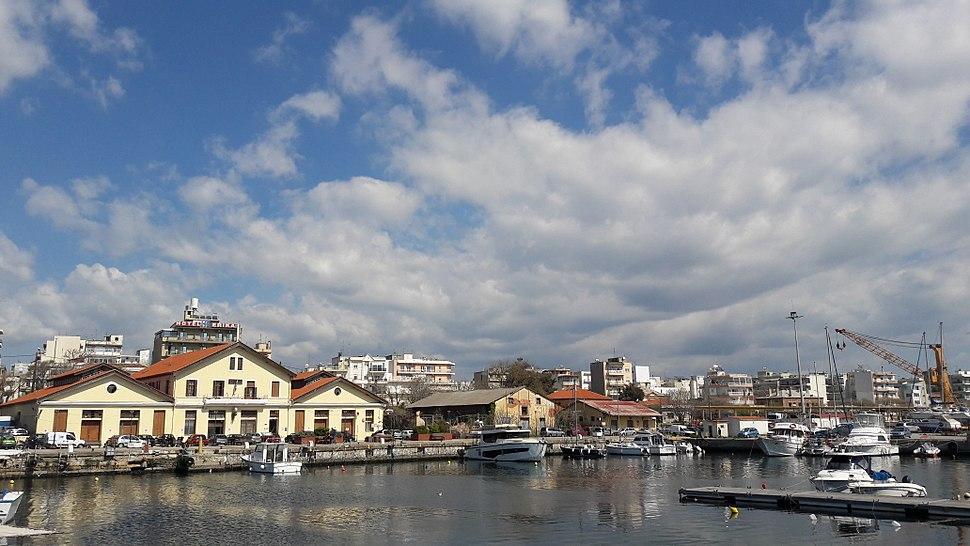 Alexandroupolis Port (April 2017)