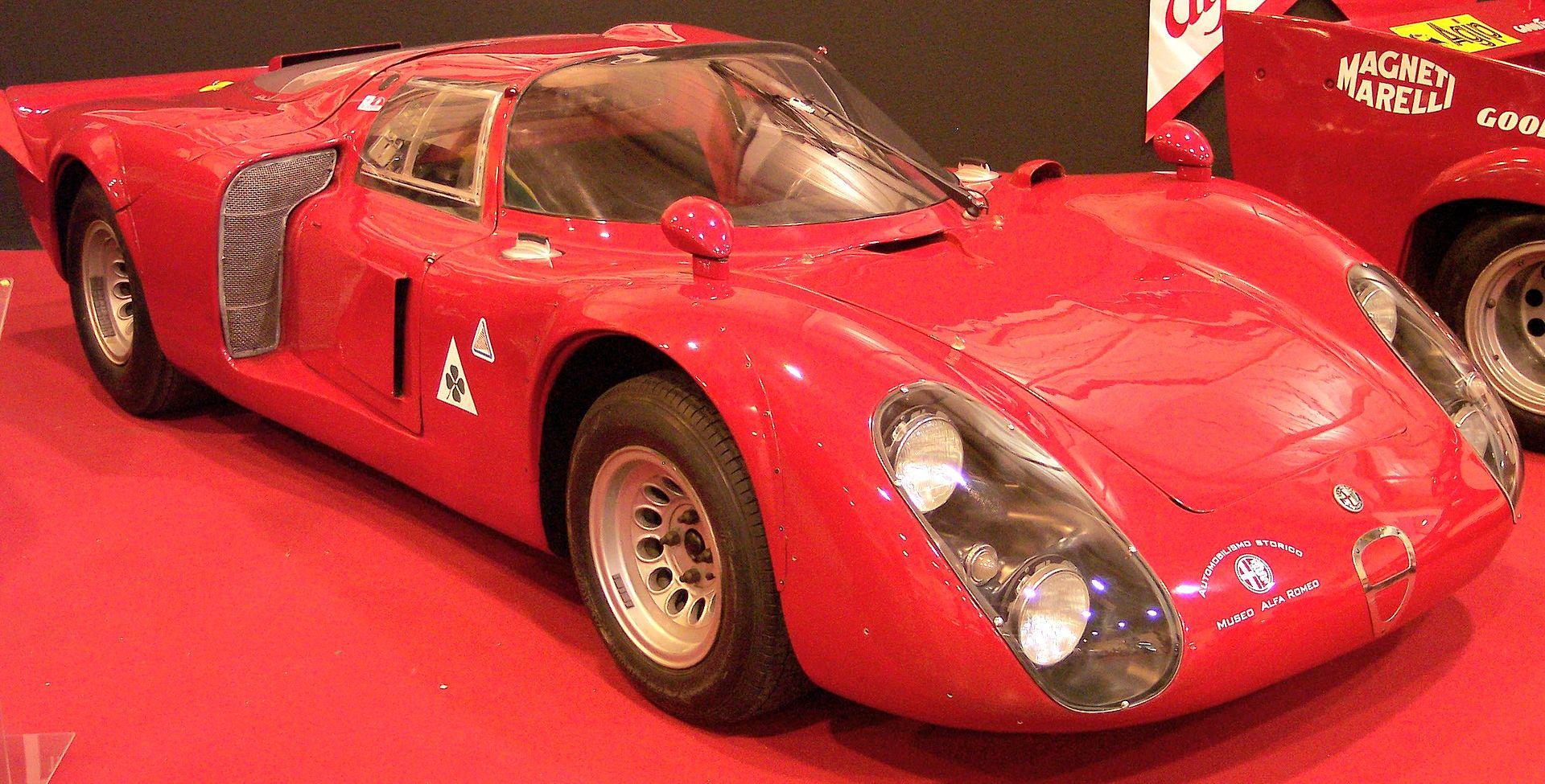 Alfa Romeo Mito >> Alfa Romeo Tipo 33 - Wikipedia