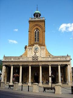 All Saints Church, Northampton Church in United Kingdom