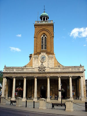 All Saints' Church, Northampton - All Saints' Church, Northampton