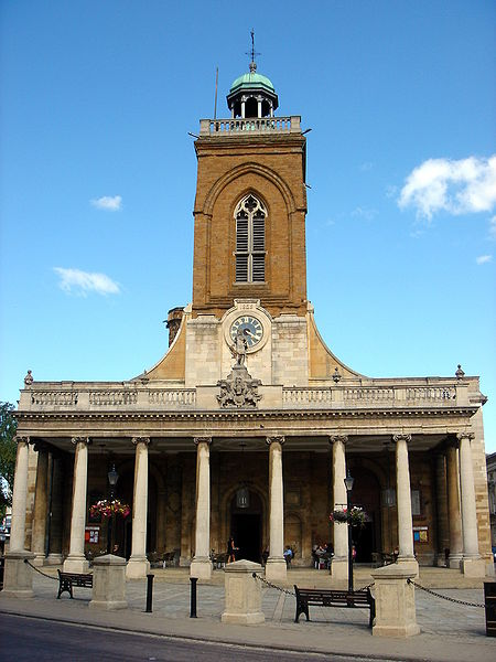 File:All Saints' Church Northampton.JPG
