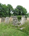 All Saints Church - churchyard - geograph.org.uk - 1431609.jpg