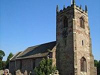 All Saints church, Chebsey - geograph.org.uk - 205252.jpg