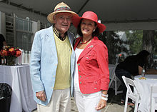 Allan and Anne Fotheringham - 2012.jpg