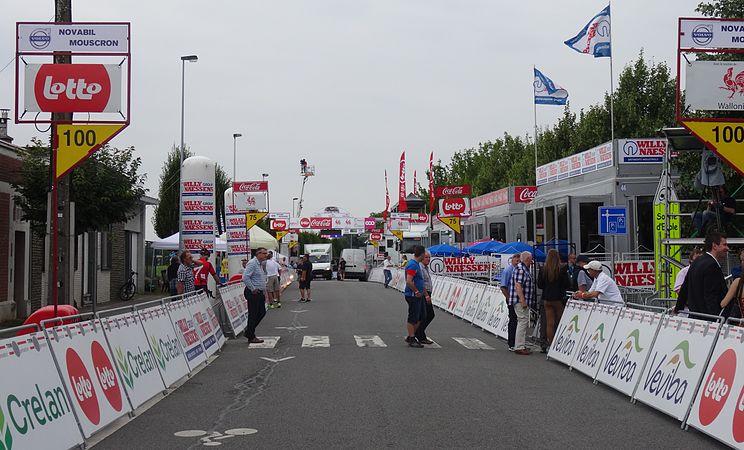 Alleur (Ans) - Tour de Wallonie, étape 5, 30 juillet 2014, arrivée (A17).JPG