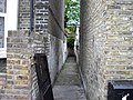 Alleyway off Clapton Passage - geograph.org.uk - 1295859.jpg