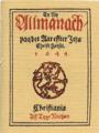 Allmanach paa det aar efter Jesu Christi Fødsel 1644 - Tyge Nielssøn - Christiania.png