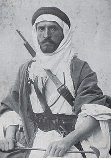 Alois Musil Czech arabist, traveller, geographer, orientalist, writer and Roman Catholic priest