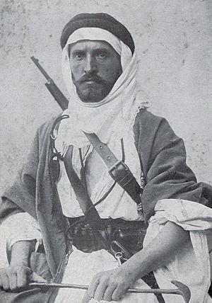 Alois Musil - Alois Musil 1901