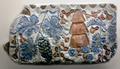 AmarnaEra-ColouredWallReliefOfGrapesAndFlowers-ROM.png
