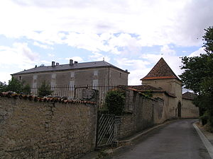 Ambérac - Pigeon House