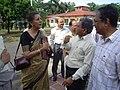 Ambika Soni Visiting Science City - Kolkata 2006-07-04 04780.JPG