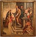 Ambito di livio agresti, presentazione di maria la tempio, dal duom o di forlì, sagrestia, 01.jpg
