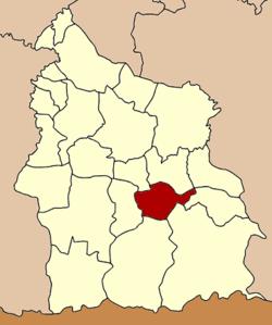 Si Rattana District #