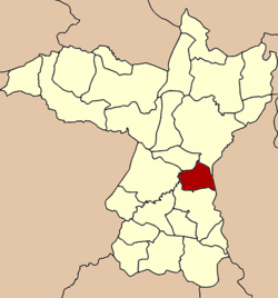 Amphoe location in Khon Kaen Province
