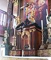 Amsterdam - Museum Ons' Lieve Heer op Solder - altar.JPG