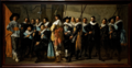 Amsterdam - Rijksmuseum 1885 - The Gallery of Honour (1st Floor) - The company of Captain Reinier Reael and Lieutenant Cornelis Michielsz. Blaeuw, known as the 'Meagre Company' 1633-37 by Frans Hals and Pieter Codde.png