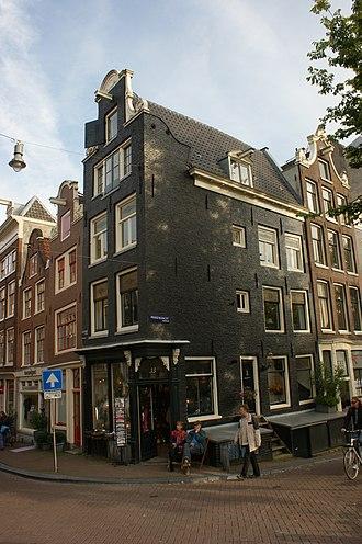 Negen Straatjes - Image: Amsterdam Runstraat 33