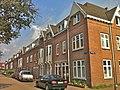 Amsterdam - hoek Mezenstraat-Ganzenplein.JPG