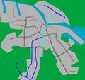 Amsterdam Stadsspoorplan 1968 - Noord-Zuidlijn.png