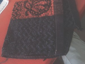 Towel - An african hand made towel