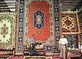 An Iranian Persian carpet exhibition.jpg