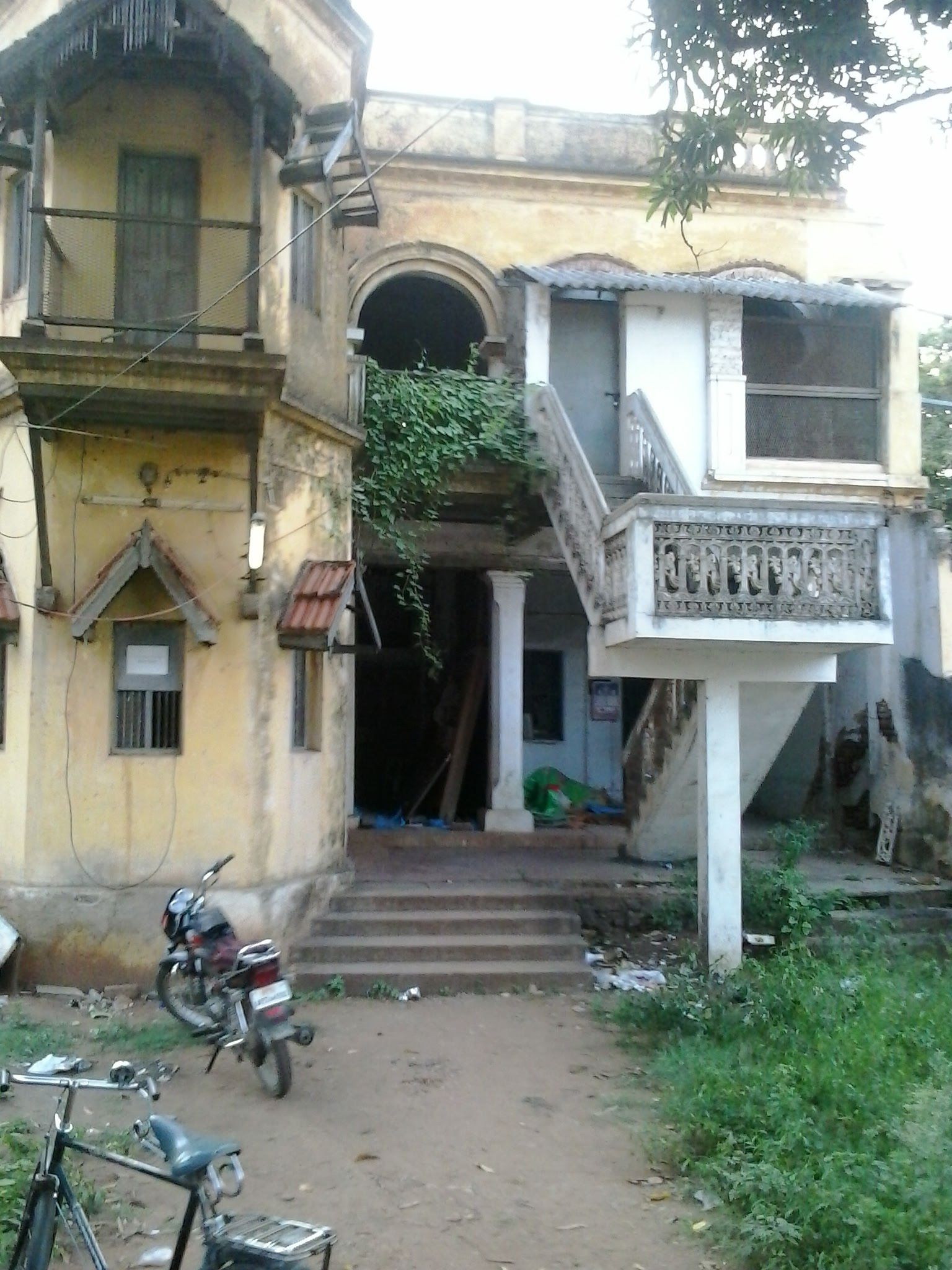 file an old modelled house in ongole andhra pradesh india jpg
