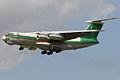 An transportation Ilyushin Il-76TD belong to IRGC Air Force (I).jpg
