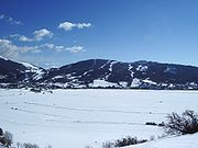 Domaine skiable de Ancelle
