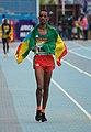 Andamlak Belihu Berta of Ethiopia at the 2018 African Championships.jpg