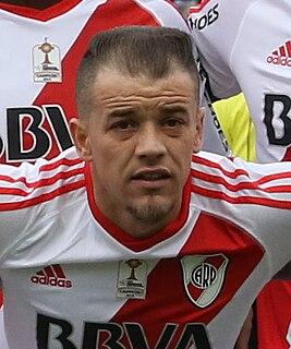 Andrés DAlessandro Argentine footballer