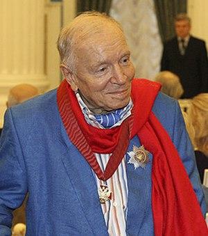 Andrei Voznesensky - Andrei Voznesensky in 2008
