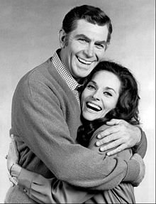 Andy Griffith Lee Meriwether 1971.JPG