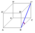 Angle between diagonal edge and the base edge in cube 3.PNG