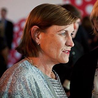 Anji Hunter British political consultant