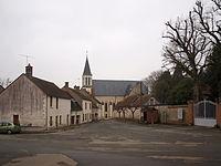 Annay-58-rue & église.jpg