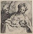 Annibale Carracci, Madonna and Child with an Angel, 1590-1595, NGA 140824.jpg