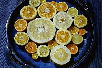 Citrus taxonomy - Image: Anschn citrus