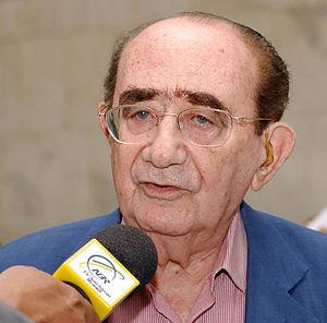 Antônio Olinto - Olinto in 2003